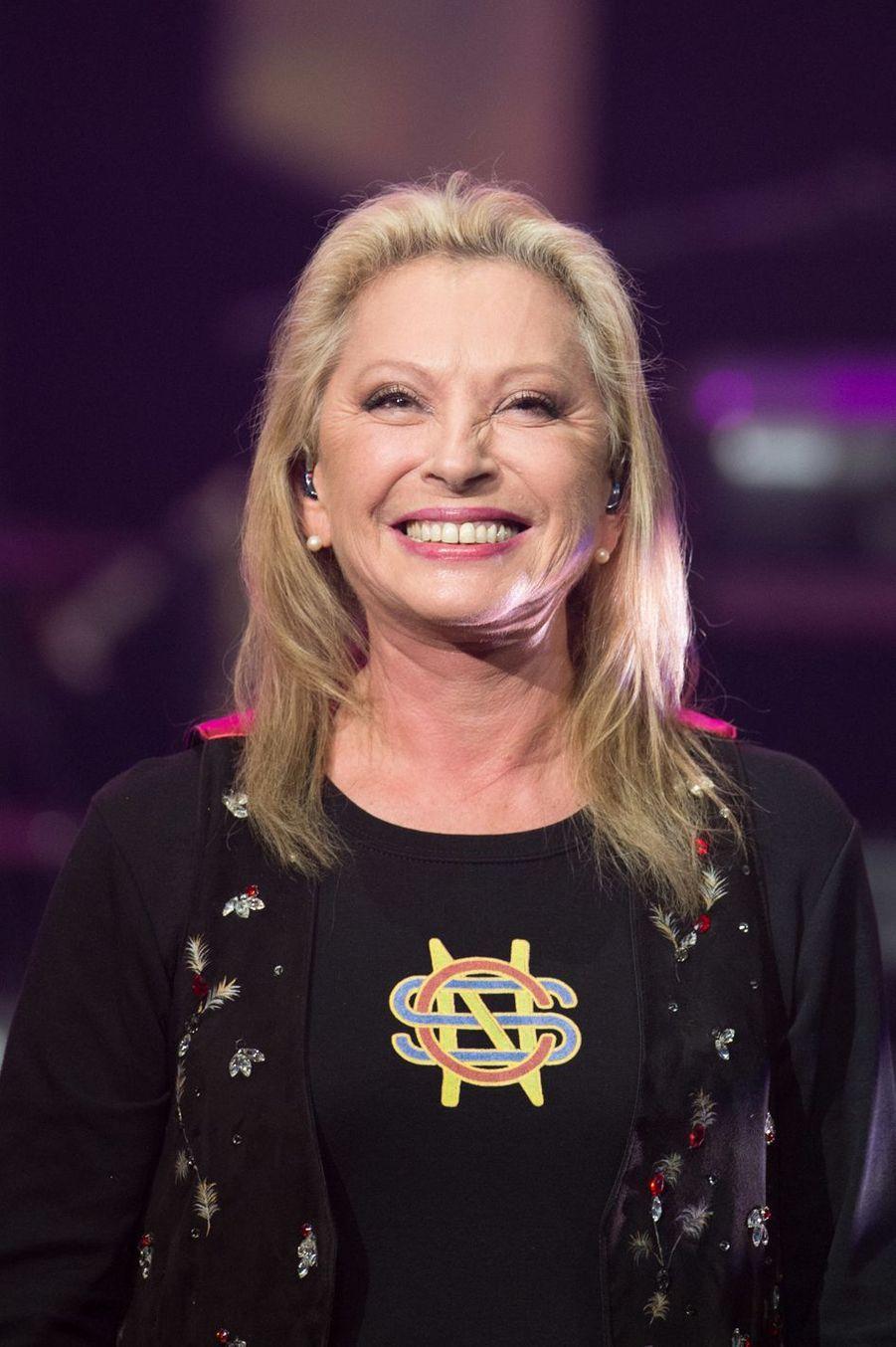 Véronique Sanson au Théâtre des Folies Bergeres à Paris, le 30 novembre 2015