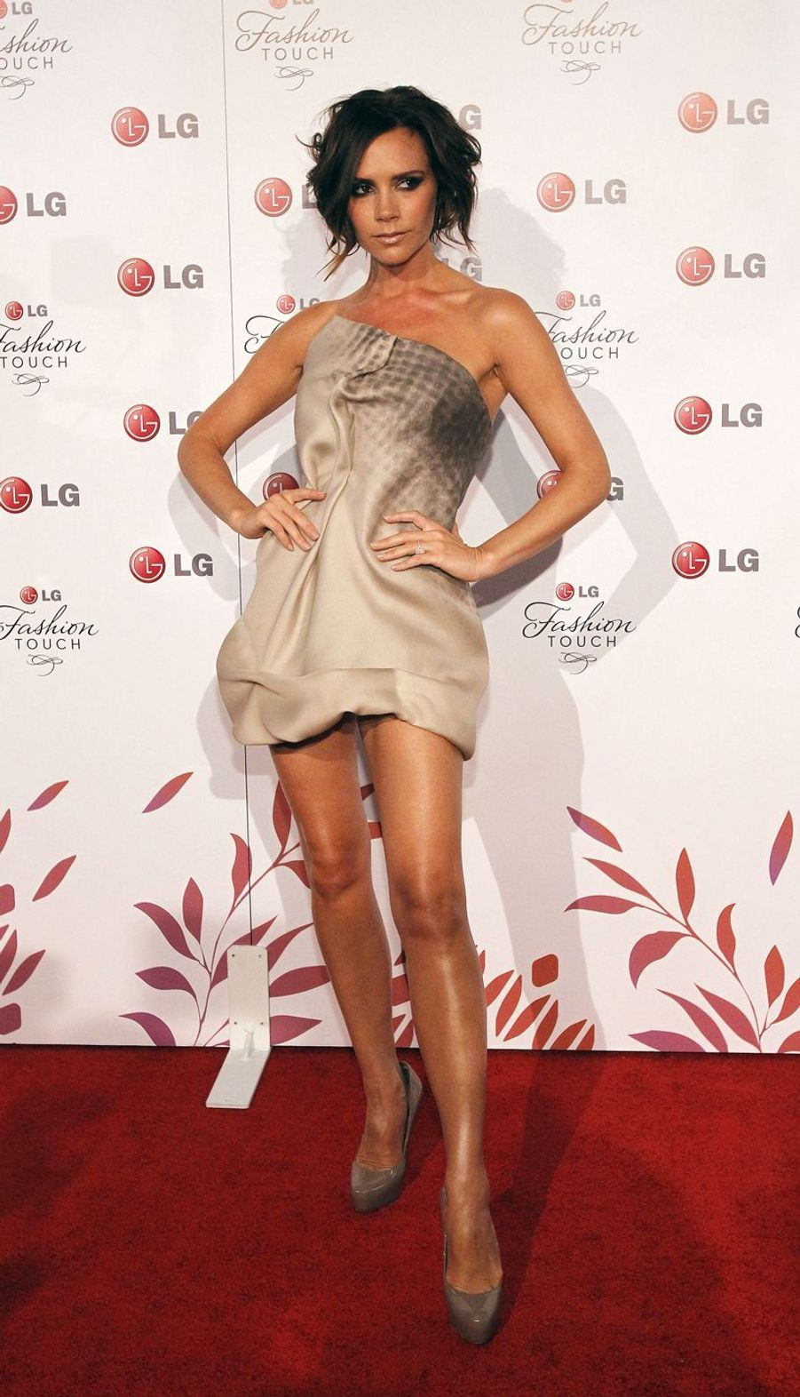Victoria Beckham àHollywood, le 24 mai 2010