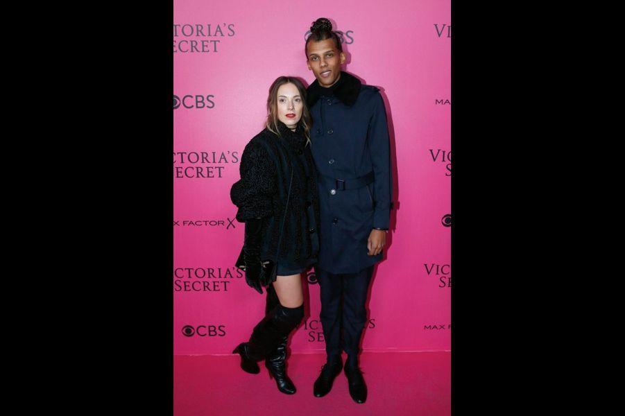 Stromae et sa compagne, Coralie Barbier.