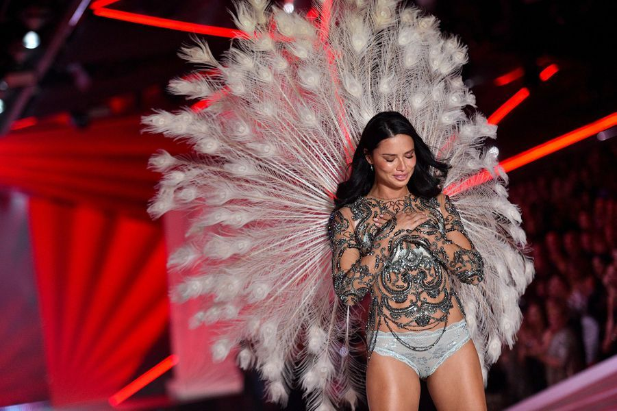 Le défilé Victoria's Secret 2018, à New York