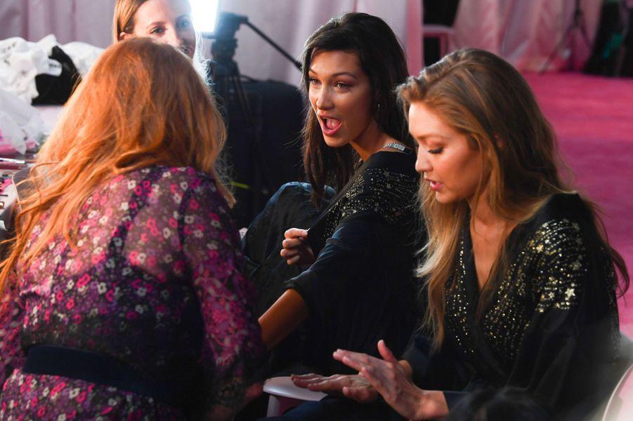 Bella et Gigi Hadid