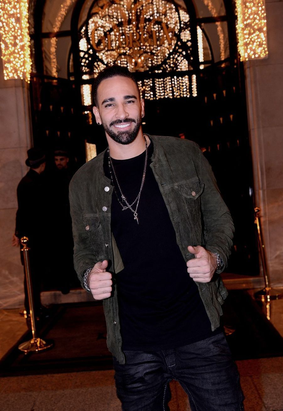 Adil Ramiau Four Seasons Hotel George V à Paris le 7 décembre 2019