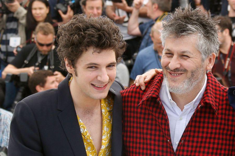 Vincent Lacoste retrouve Christophe Honoré pour «Chambre 212» sélectionné à Un Certain Regard.