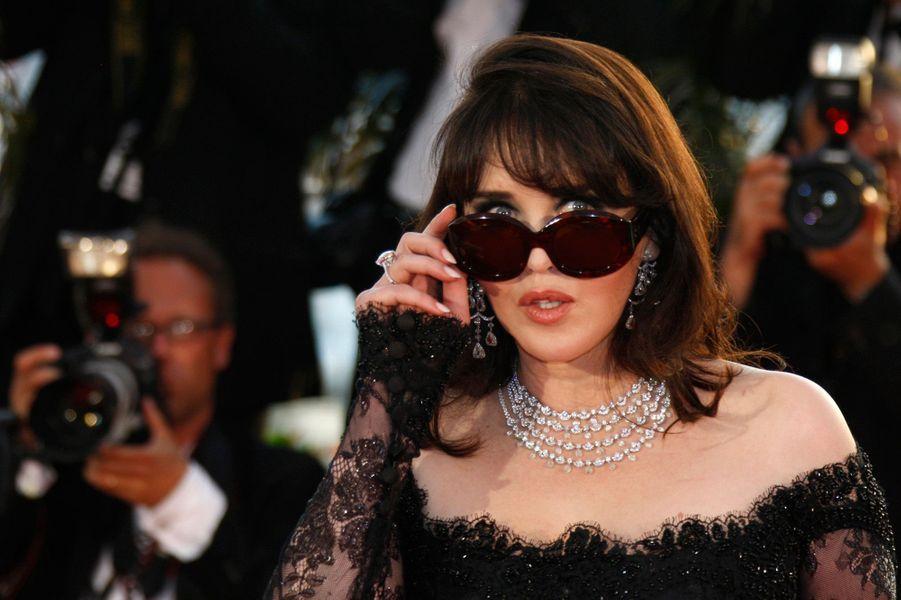 Isabelle Adjani à Cannes