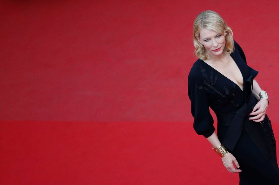 Cate Blanchett à Cannes