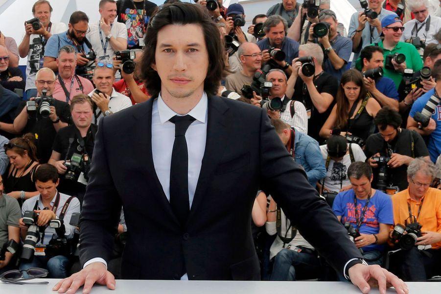 Adam Driver à Cannes