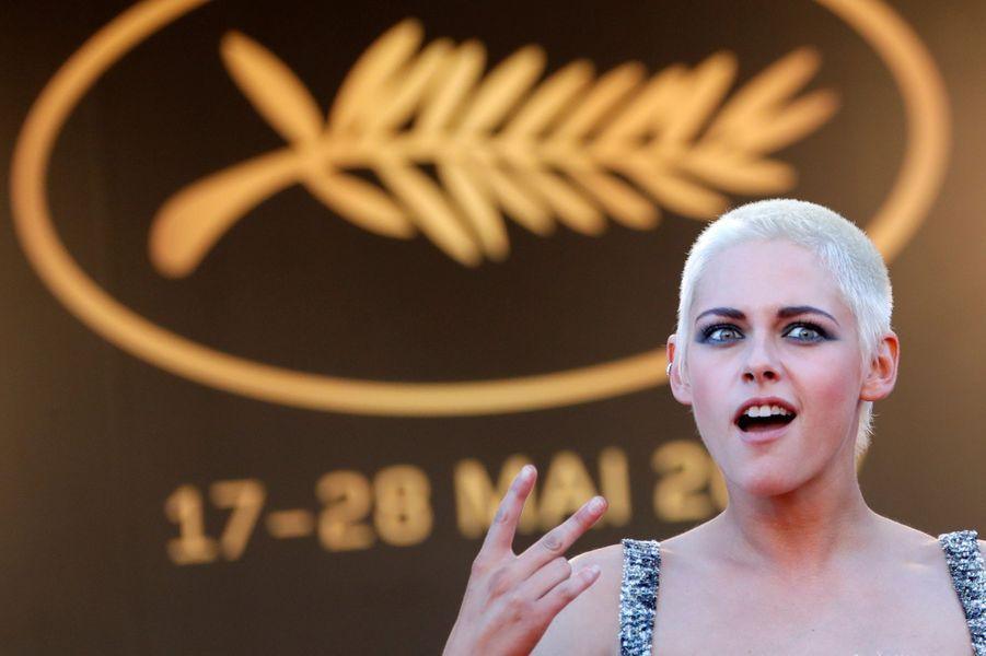 Kristen Stewart à Cannes