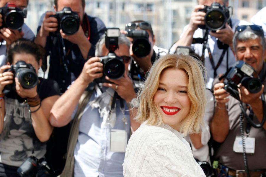 Léa Seydoux à Cannes