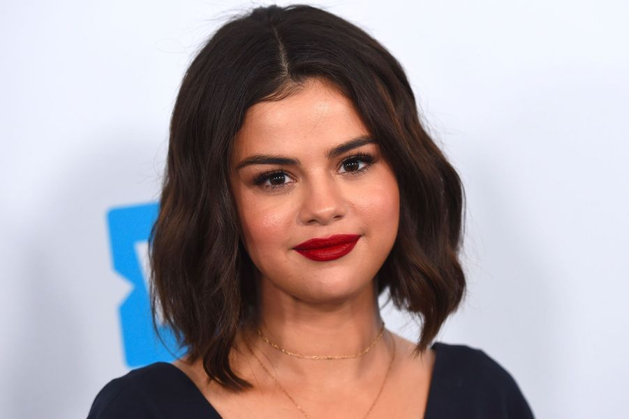 Selena Gomez à la soirée WE Day California le 19 avril 2018