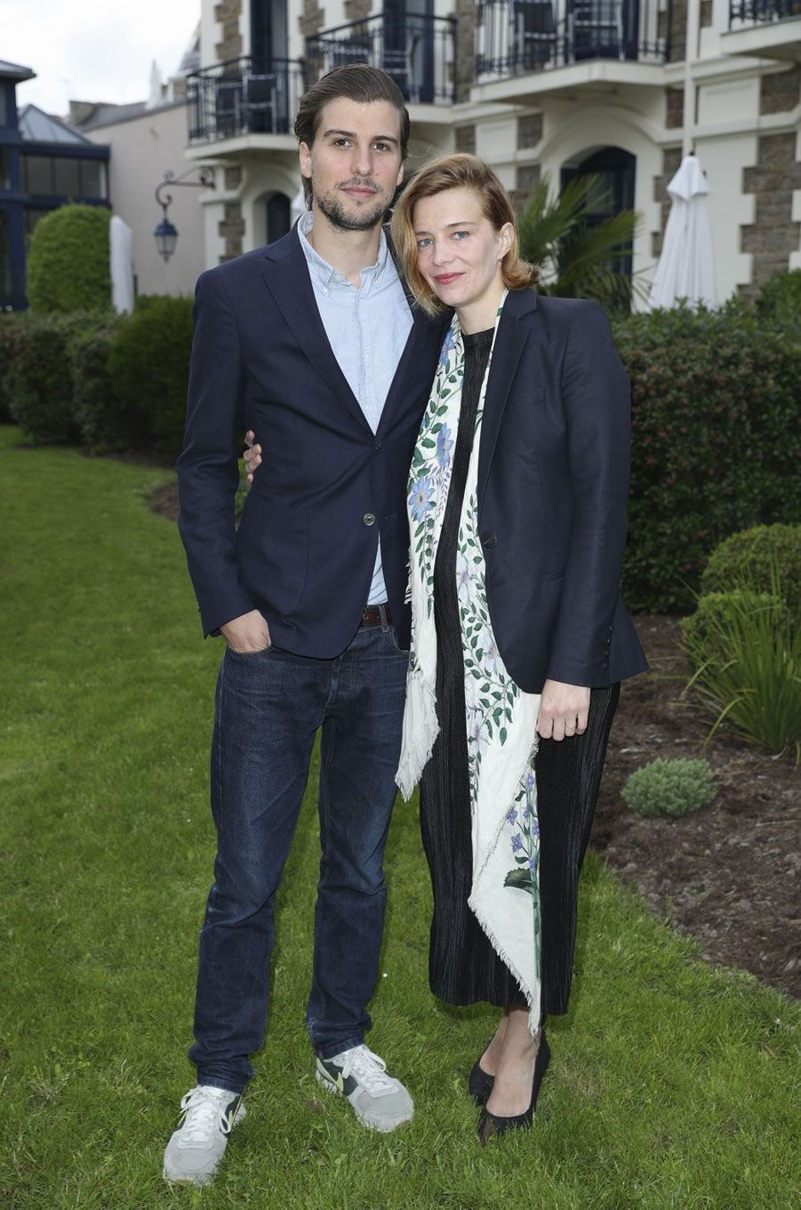Philibert Dechelette et Céline Sallette.
