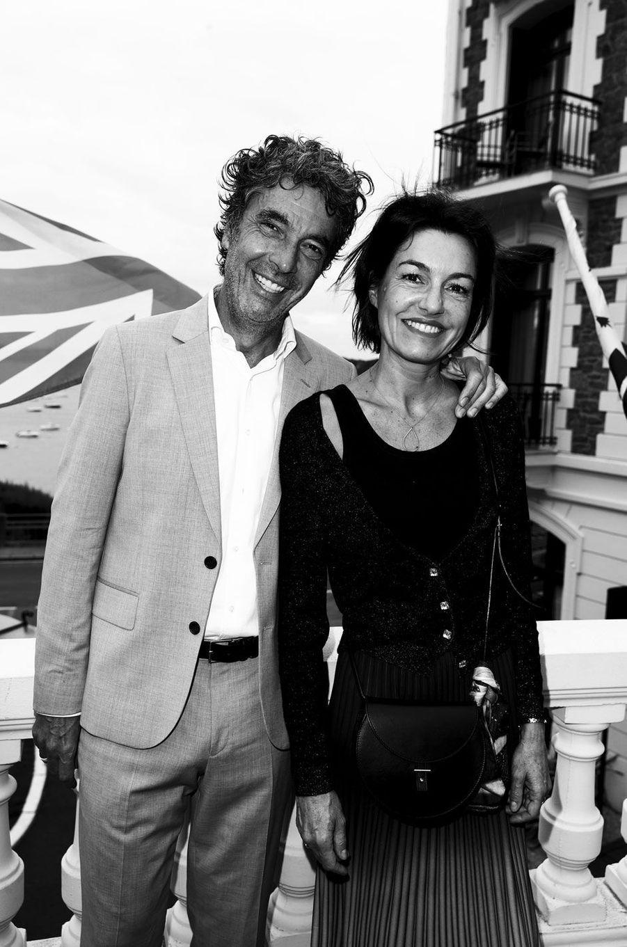 Eric et Marion Lavaine.