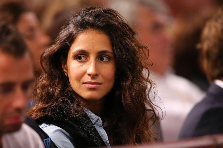 Xisca Perello en novembre 2013