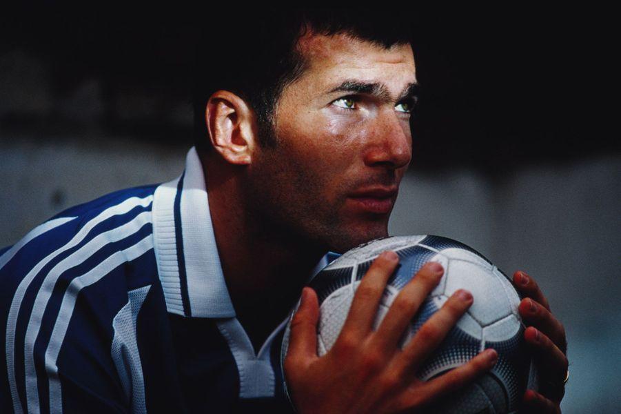 Zinédine Zidane en 1999