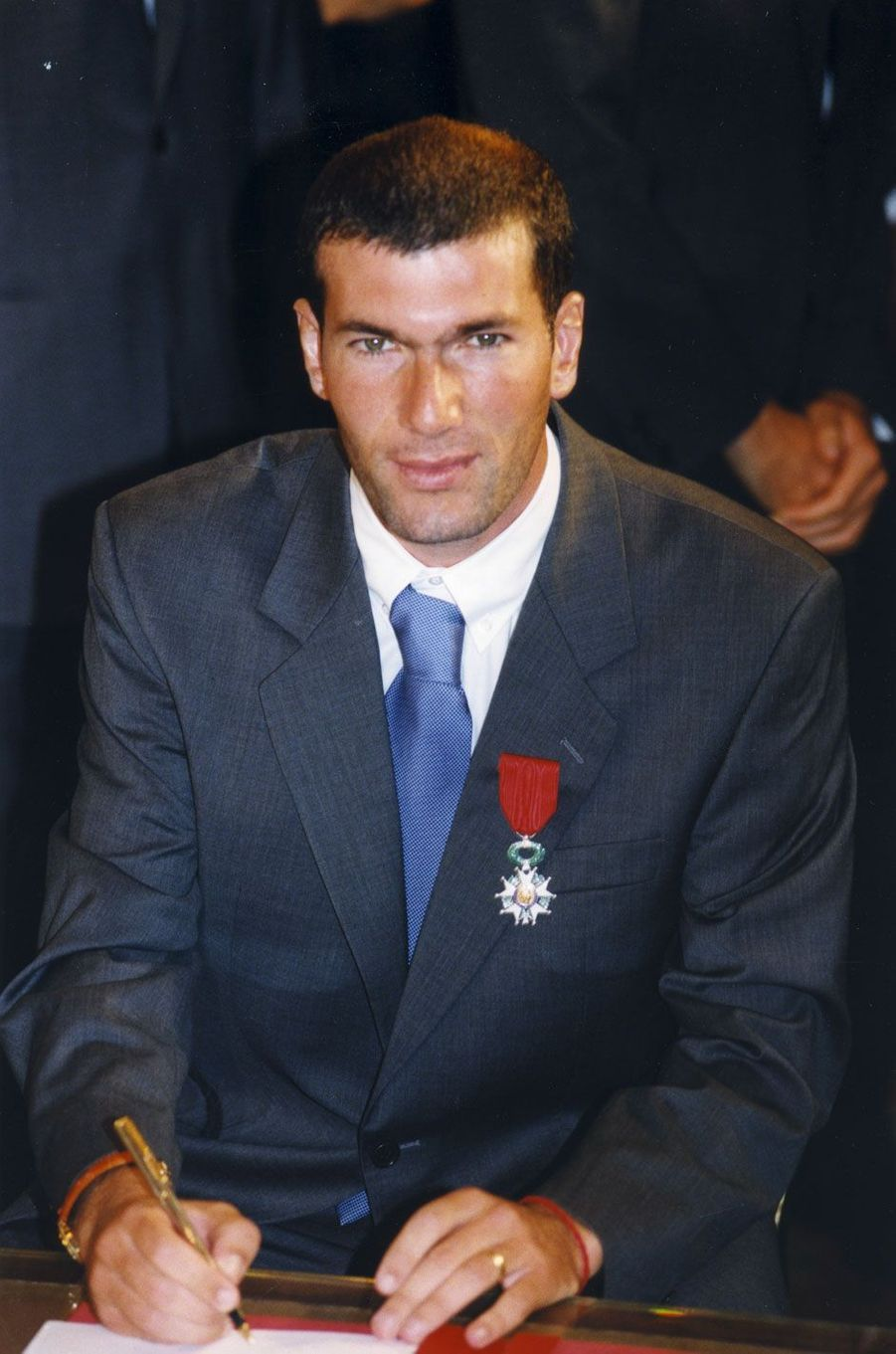 Zinédine Zidane en 1998