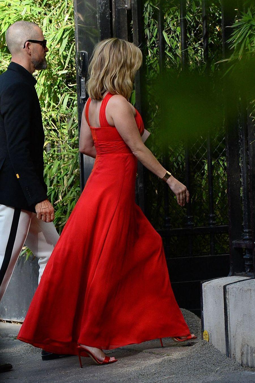 Reese Witherspoonse rendau mariage de Zoë Kravitz et Karl Glusman organisé à l'hôtel particulier de Lenny Kravitz à Paris le 29 juin 2019