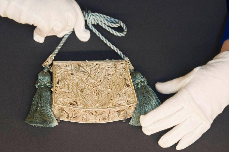 """L'exposition est intitulée """"Royal Gifts"""" (""""Cadeaux royaux"""")."""