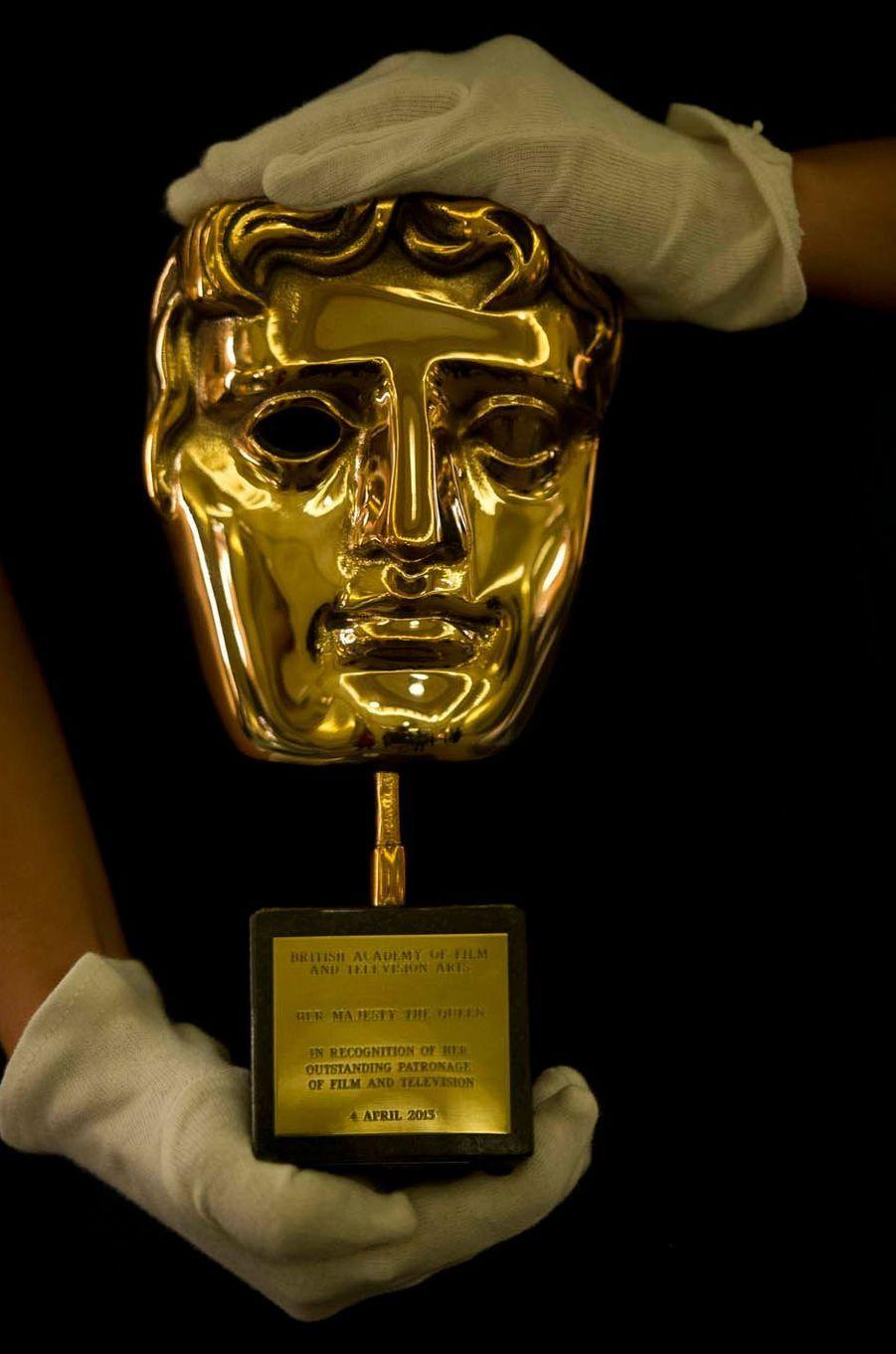 Bafta (l'équivalent anglais des Oscars) offert par Kenneth Branagh