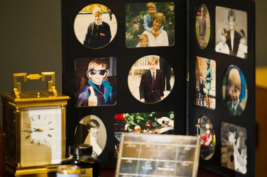 Une salle a été consacrée au souvenir de Diana Spencer pour les vingt ans de sa mort