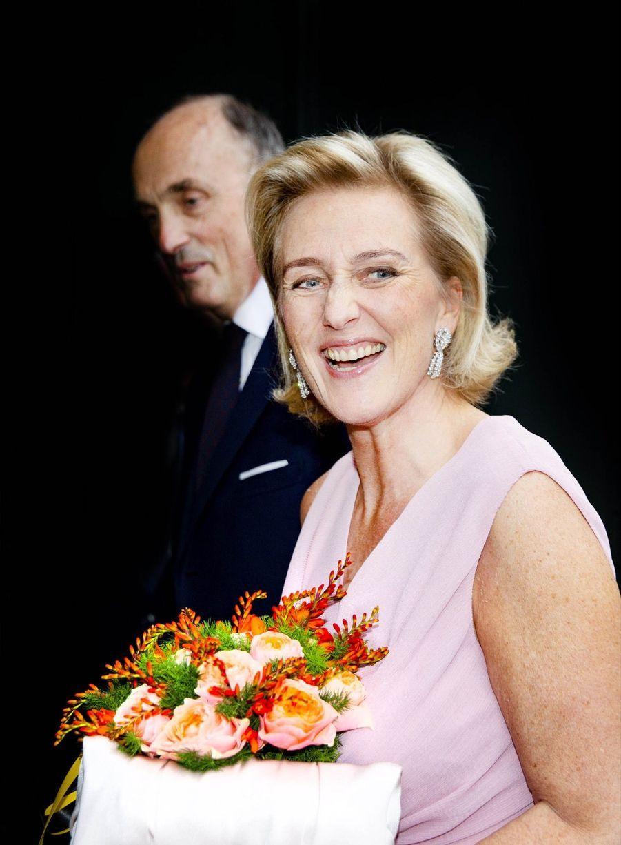 Le Roi Et La Reine Des Belges Au Concert En Prélude À La Fête Nationale ( 7
