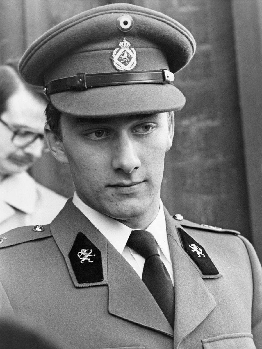 Le prince Philippe de Belgique, le 16 novembre 1978
