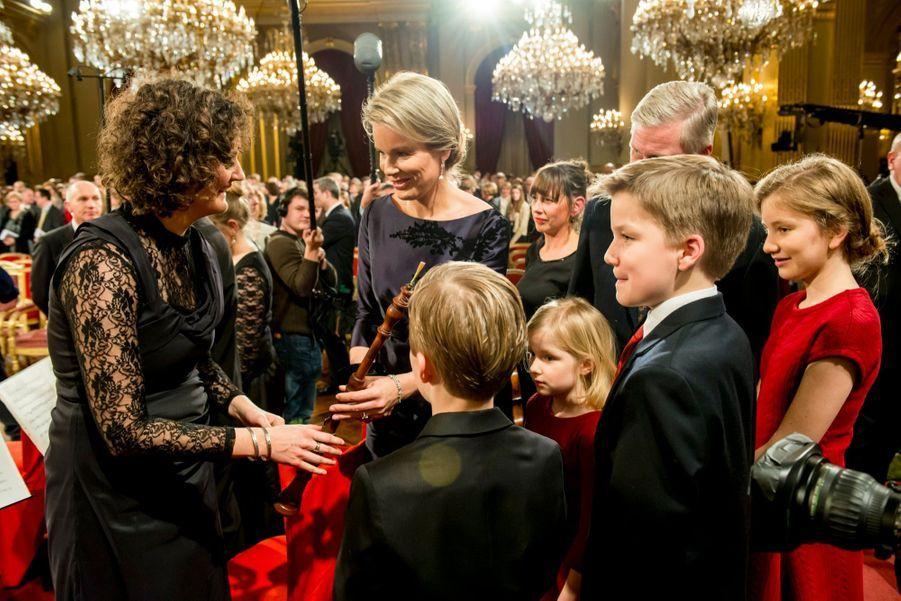 Mathilde et Philippe, un concert de Noël en solo