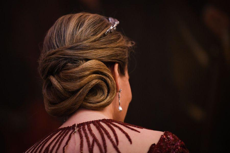 La reine des Belges Mathilde à Ottawa, le 12 mars 2018