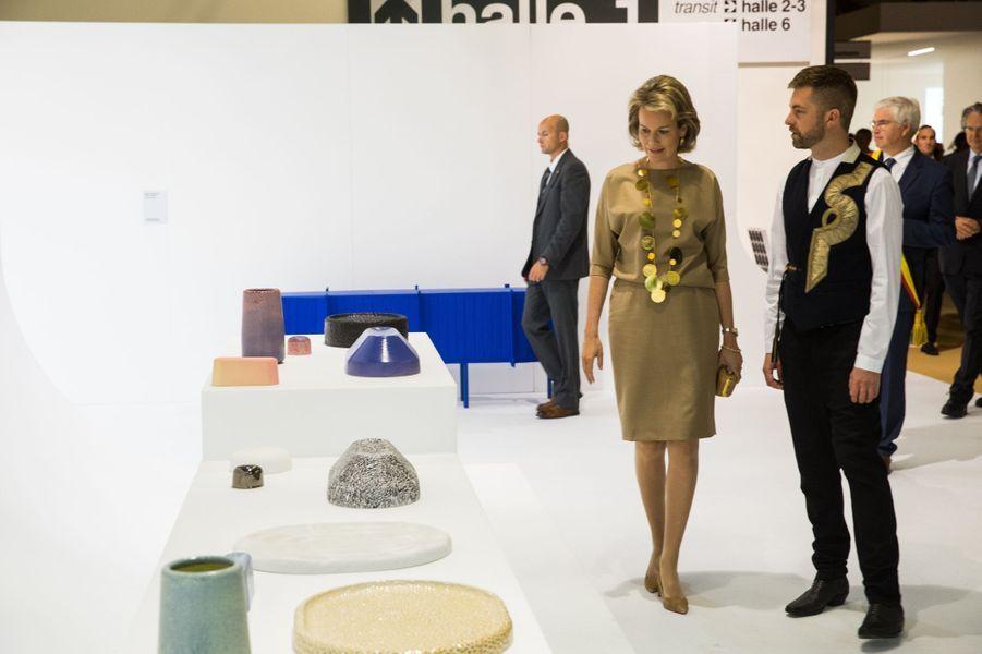 Mathilde s'imprègne des nouvelles tendances du design