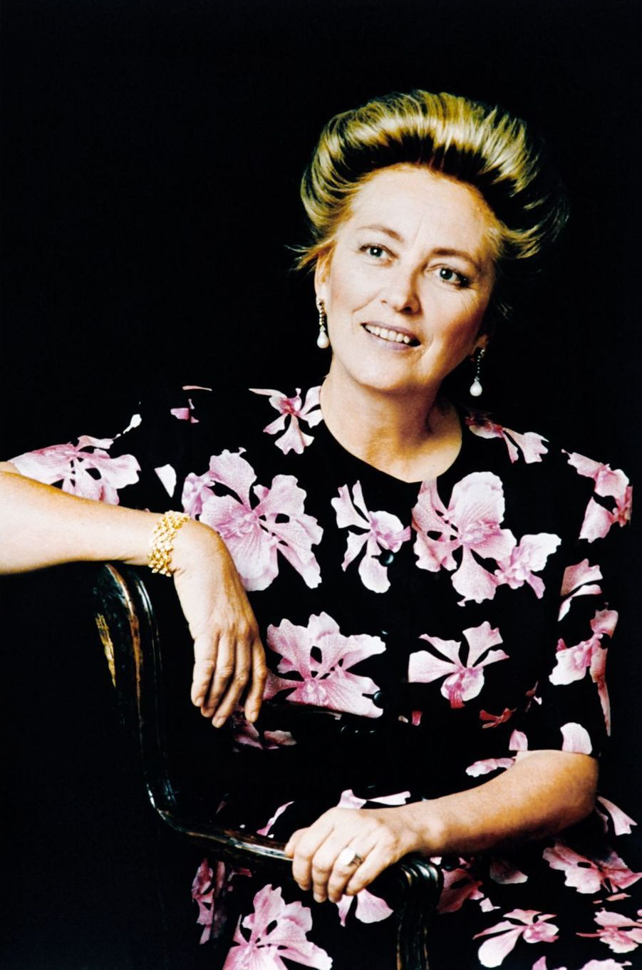 La reine des Belges Paola, le 8 août 1993