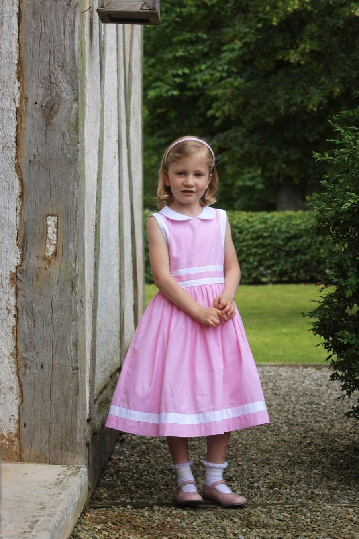 La princesse Elisabeth de Belgique, le 14 juin 2008