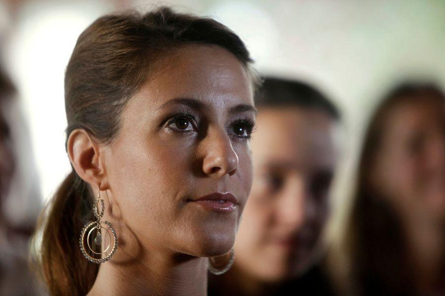 La princesse Marie de Danemark, le 15 septembre 2010