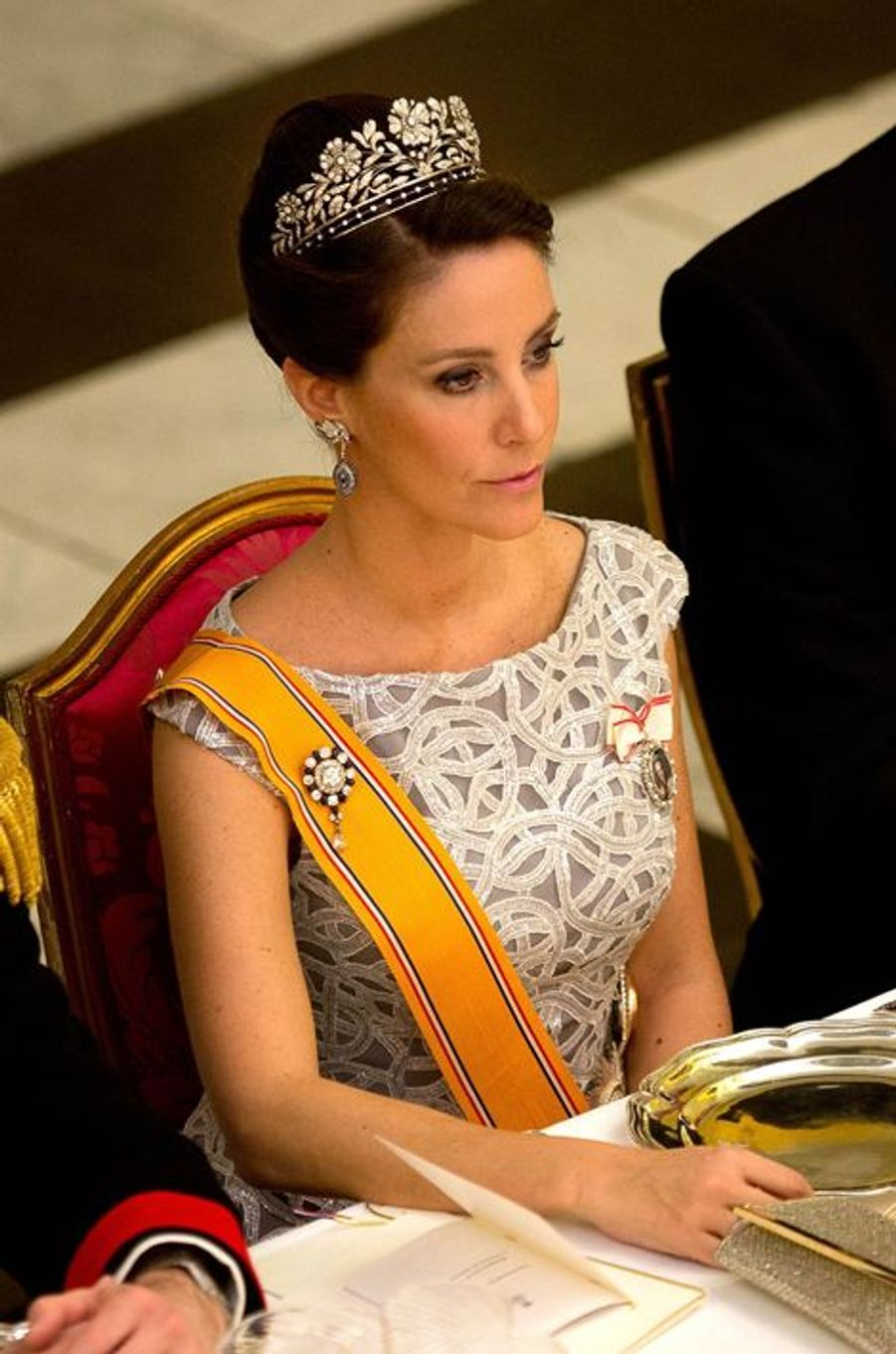 La princesse Marie de Danemark, le 17 mars 2015