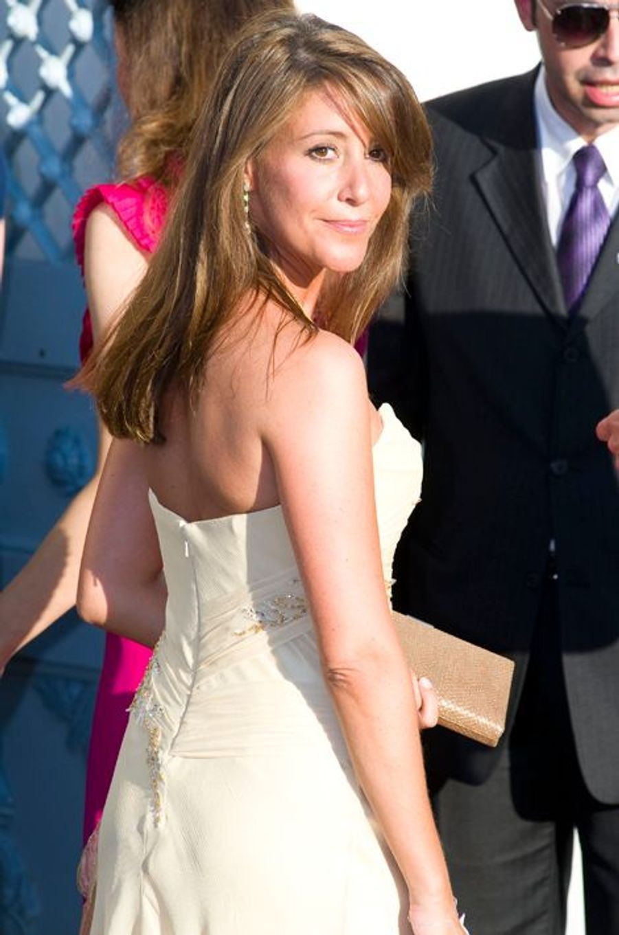 La princesse Marie de Danemark, le 25 août 2010