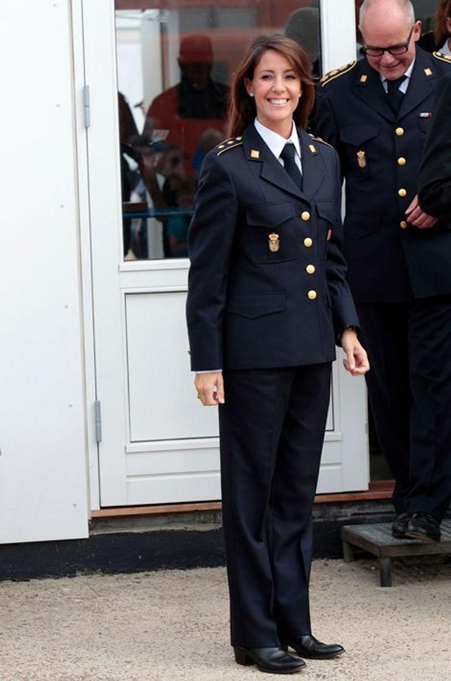 La princesse Marie de Danemark, le 3 septembre 2011