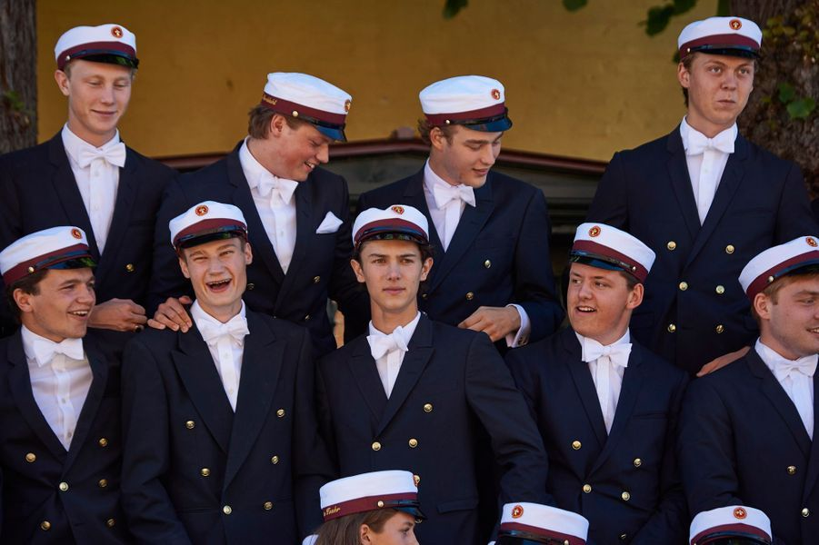 Le prince Nikolai de Danemark à Næstved, le 28 juin 2018