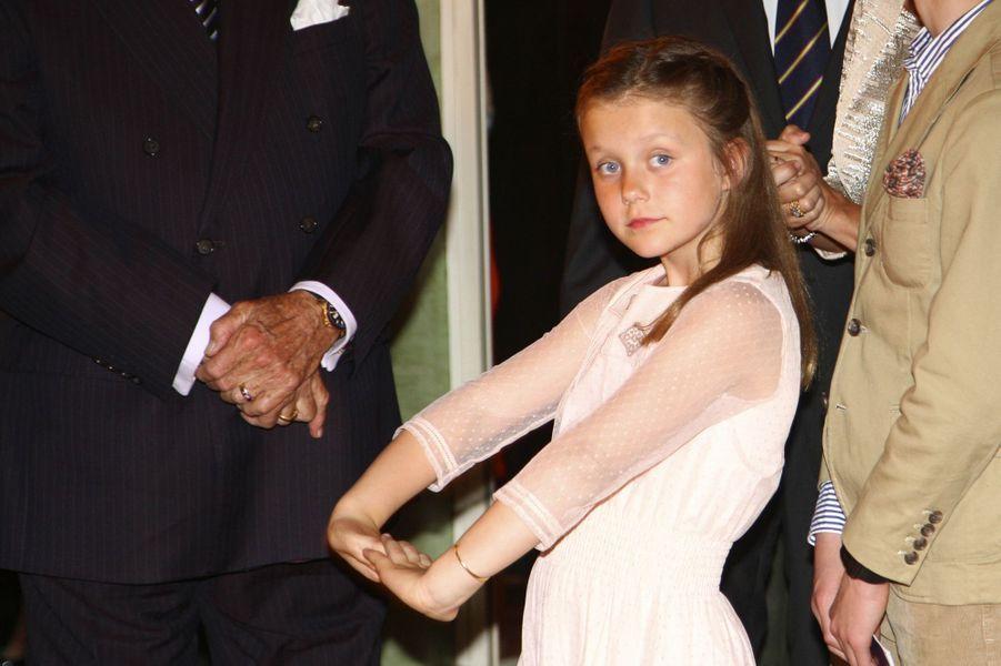 La princesse Isabella de Danemark, le 20 mai 2016