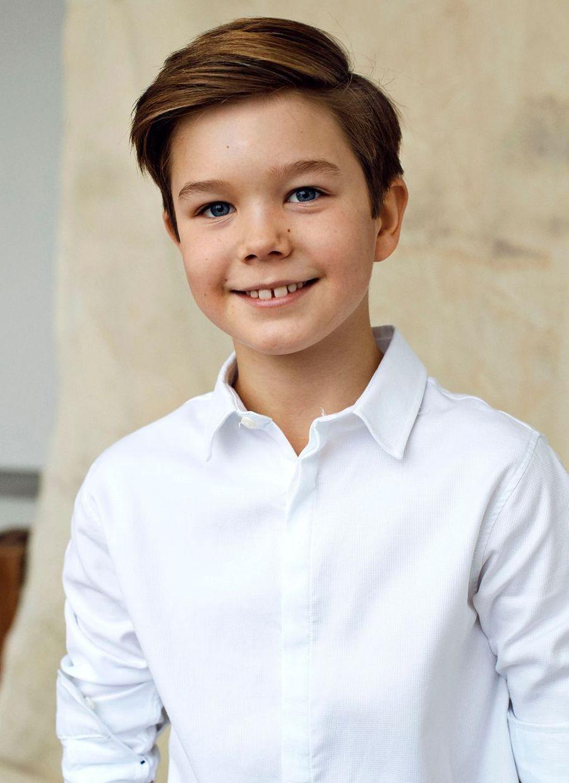 Le prince Vincent de Danemark. Portrait en couleurs diffusé le 8 janvier 2021 pour ses 10 ans