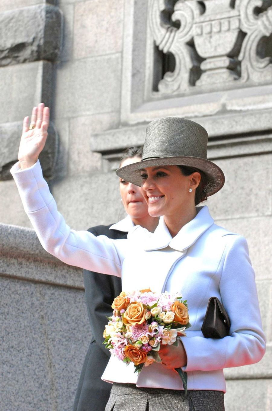 La princesse Marie de Danemark, le 7 octobre 2008
