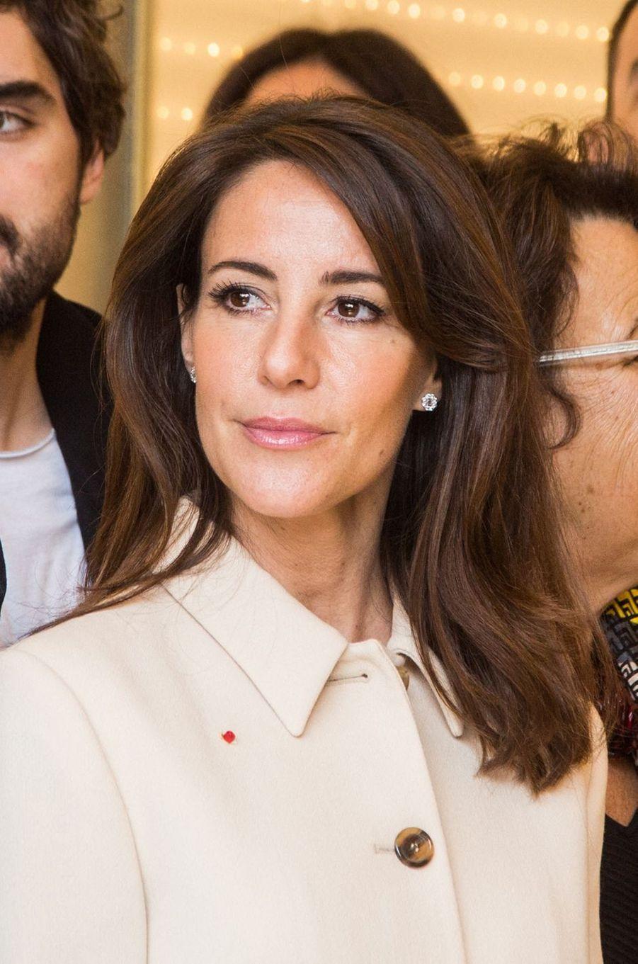 La princesse Marie de Danemark à Paris, le 28 mars 2019