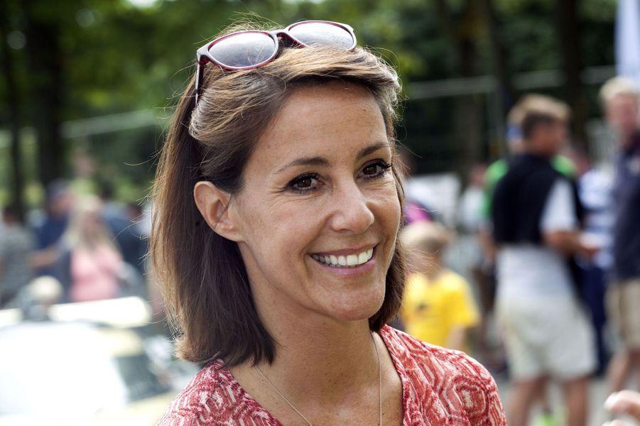 La princesse Marie de Danemark à Copenhague, le 2 août 2015