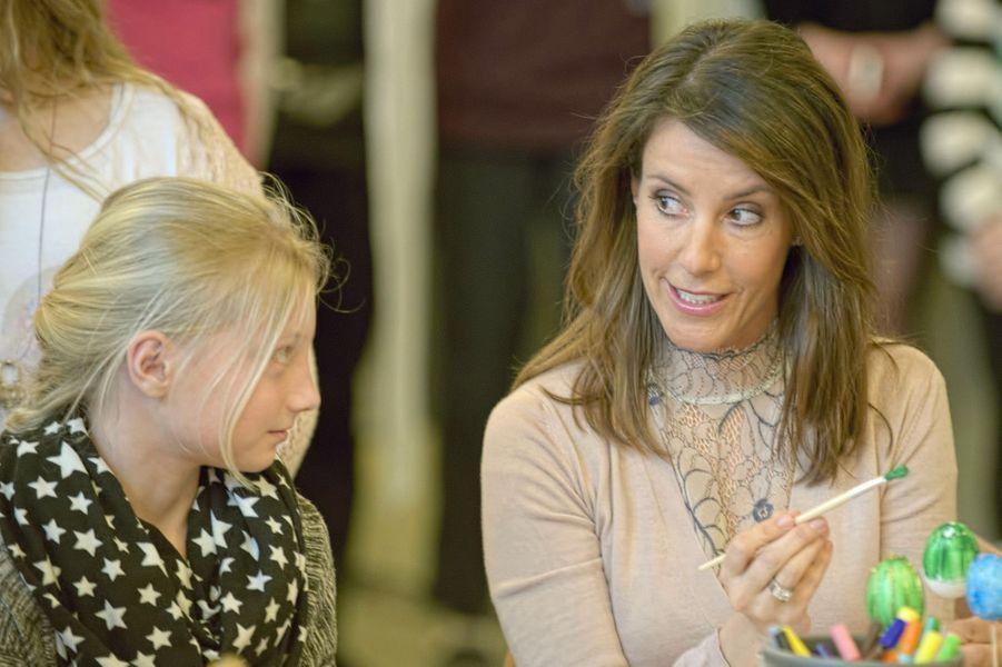 La Princesse Marie en visite à Dianalund