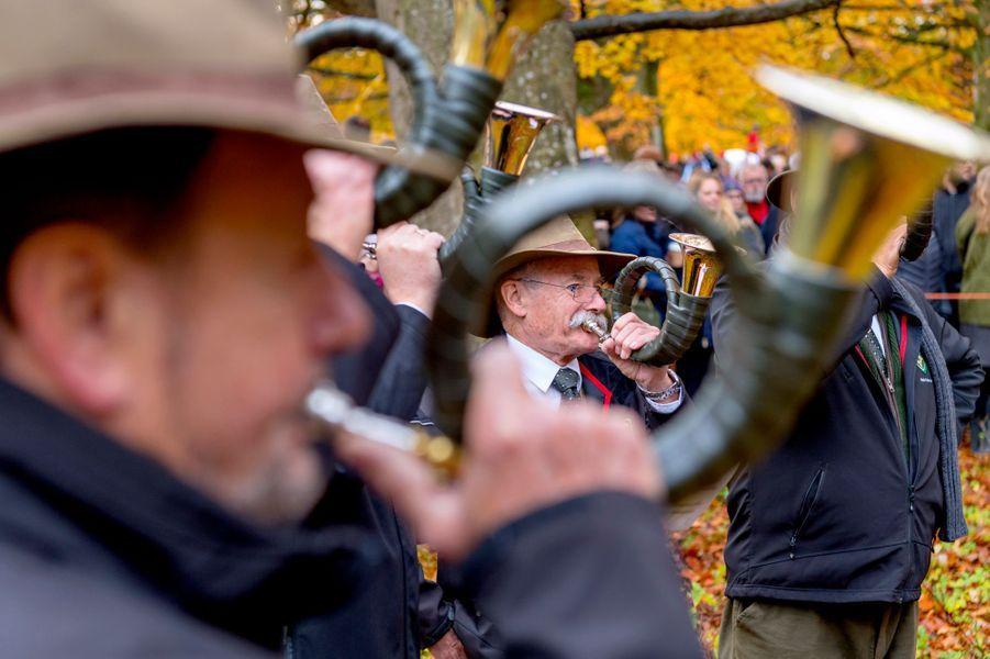 La chasse au renard de Klampenborg, le 4 novembre 2018