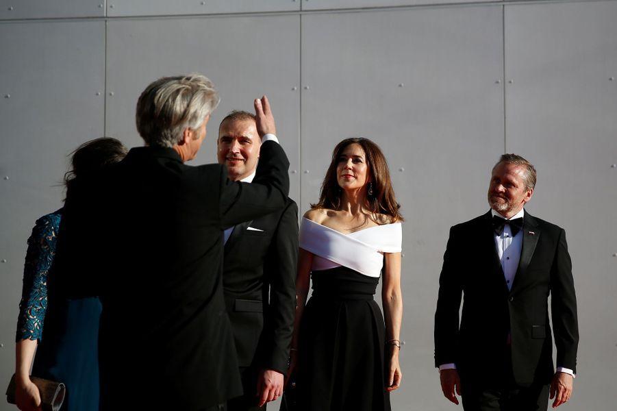 La princesse Mary de Danemark à Seattle, le 4 mai 2018