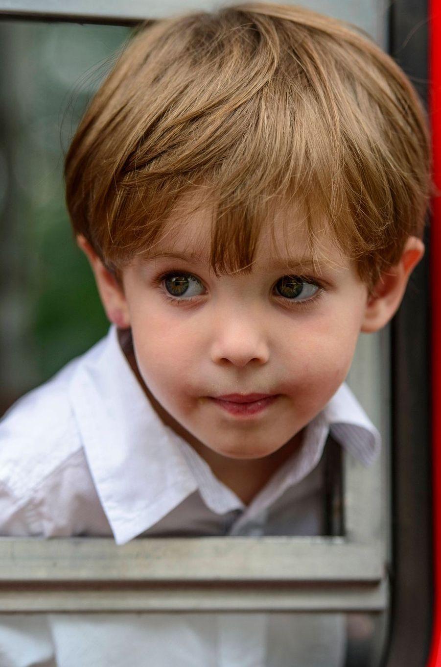 Le prince Henrik de Danemark, le 5 août 2012
