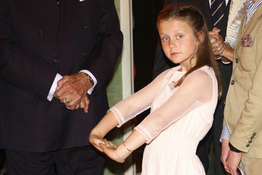 La princesse Isabella de Danemark à Copenhague, le 20 mai 2016