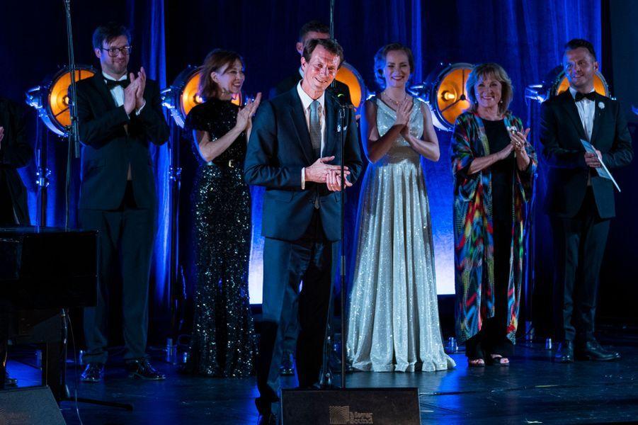 Le prince Joachim de Danemark à Klampenborg, le 3 juin 2019
