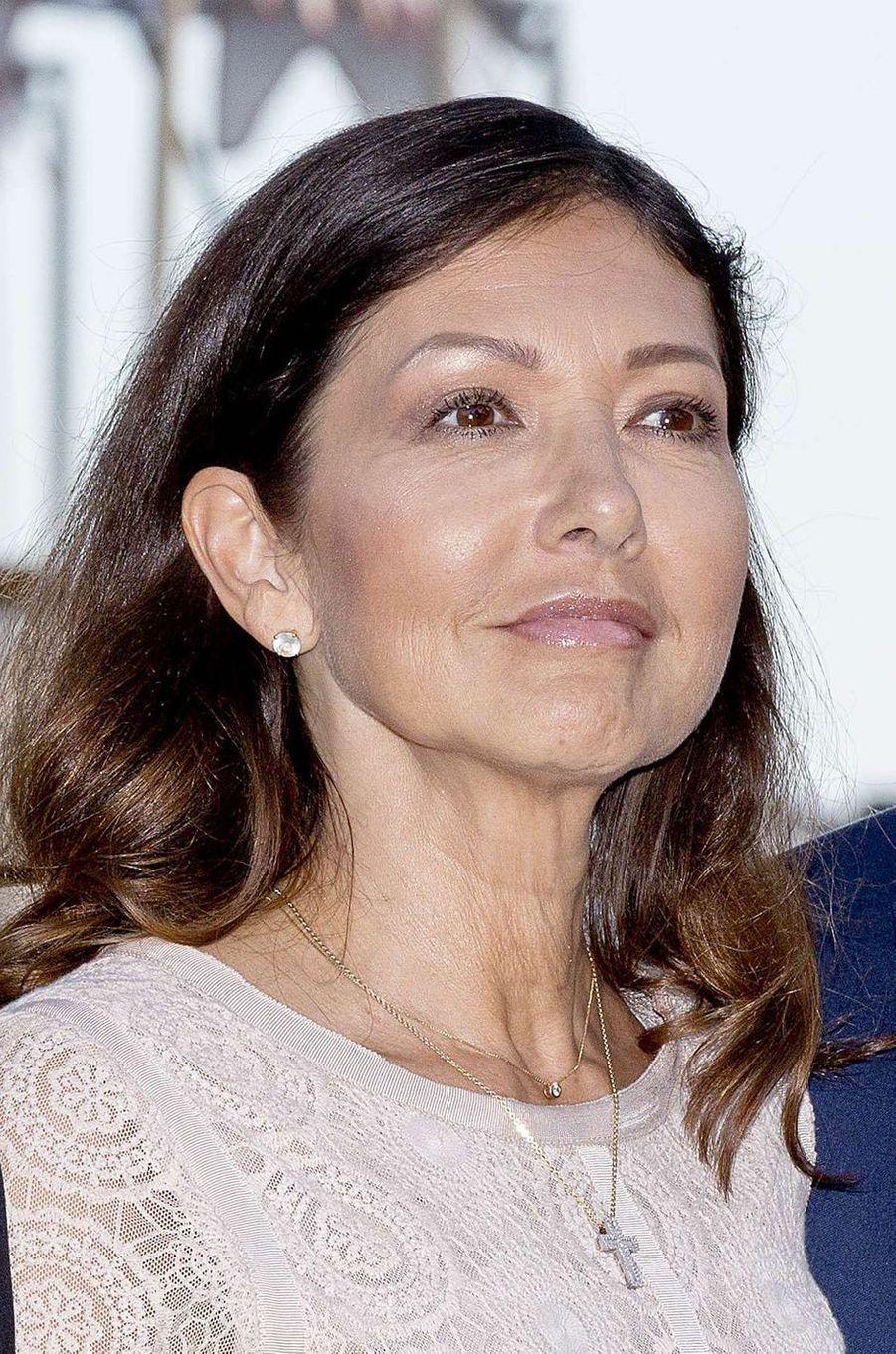 Alexandra Menlay à Copenhague, le 28 août 2017