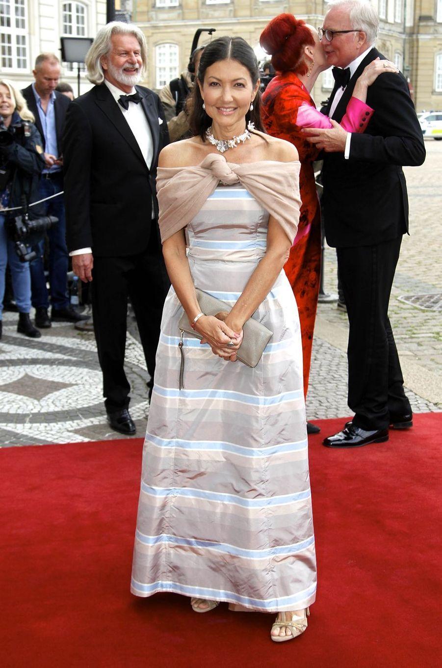 Alexandra Manley à Copenhague, le 7 juin 2019