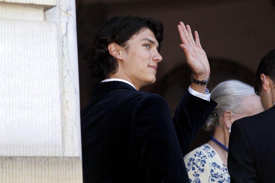 Le prince Nikolai de Danemark à Copenhague, le 7 juin 2019