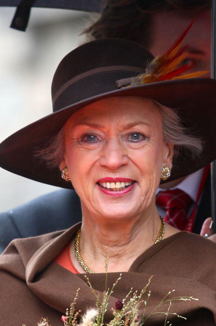La princesse Benedikte de Danemark à Copenhague, le 2 octobre 2018