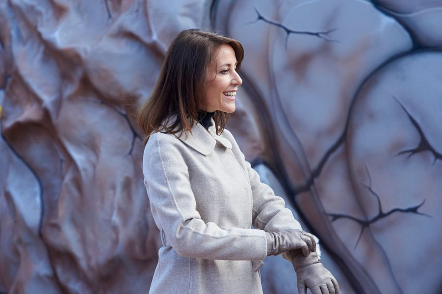 La princesse Marie de Danemark au Legoland de Billund, le 19 mars 2016